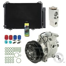 New AC A/C Compressor KIT Fits: 2003 2004 2005 Toyota Echo L4 1.5L 1 Yr Warranty