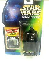Darth Vader Freeze Frame Star Wars POTF Hasbro Kenner 1997 Sealed