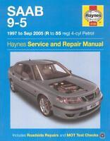Saab 9-5 - 1997-2005 - Reparaturanleitung workshop repair manual Buch book