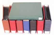 UNO Sammung in 8 Alben mit Ersttagsbriefe, ca. 300 postfrisch 4er-Blocks usw.