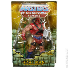 Goat Man 2014 MOTU Masters of the Universe Classics MOTUC HE-MAN RAR NEU & OVP