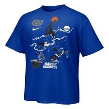 Florida Gators Basketball Nike Voodoo March Madness t-shirt new SEC UF The Swamp