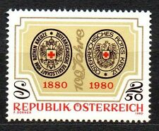 Austria 1980 Austrian Red Cross centenary Mi. 1634 MNH