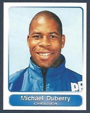 PANINI SUPERPLAYERS 1998 #083-CHELSEA-MICHAEL DUBERRY