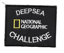 Patch, Patch, Deepsea Challenge National Geographic-Sewing