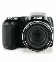 Nikon COOLPIX L810 16.1 MP Digital Camera. Zoom optical 26x, Digital 52x