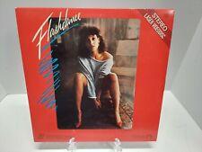 Flash Dance Laserdisc LD Nice Shape NOT DVD