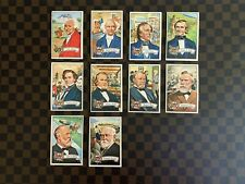 1956 Topps US PRESIDENTS - LOT of 10 - Nice