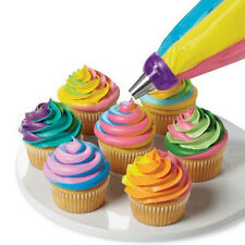 Top Sell 3 Color Cake Decorating Tools Cream Pastry Bag Nozzle Converter