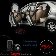 Car Door Welcome Logo Laser Projector Ghost Shadow Lights Dodge Challengers R/T