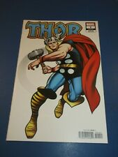 Thor #1 Super Rare Cool Kirby Variant NM- Beauty Wow