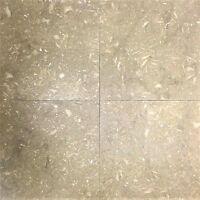 12x12 Seagrass Limestone Honed Straight Edge Backsplash Wall Tile Kitchen Bath