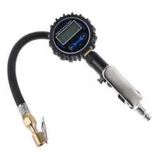 Truck Car Bike Digital Air Tyre Tire Inflator w/ Pressure Gauge 200PSI Chuck