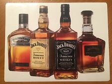 Tin Sign Vintage Jack Daniels Assortment