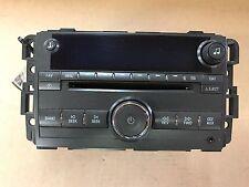 09-10 Buick Lucerne AM FM  Radio Cd MP3 Player 25992378  OEM TESTED