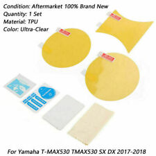 TPU Speedo/ Instrument / Screen Protector Fit Yamaha T-MAX530 SX DX 17+Clear FN