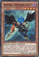 Alanera, Zephyros l'Elite YU-GI-OH! SDLI-IT022 Ita COMMON 1 Ed.