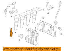 GM OEM Ignition-Spark Plug 55585534