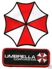 Disfraz Halloween Prop Vel Ø 2-PATCH : Resident Evil Umbrella Corp