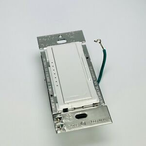 Lutron RadioRA2 RRD-10D WH Dimmer - White