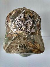 New Realtree Antler Camo Real Tree Mens Adjustable Cap Hat