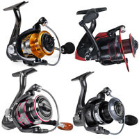 All Models Powerful Spinning Fishing Reels Metal Body Left/Right Interchangeable