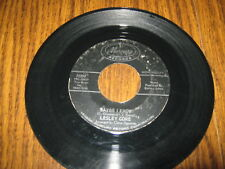 45 RPM - LESLEY GORE - MAYBE I KNOW
