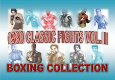 1980 Classic Fights Vol. II - Boxing Collection