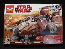 STAR WARS LEGO RETIRED PIRATE TANK #7753 NEW IN SEAL BOX