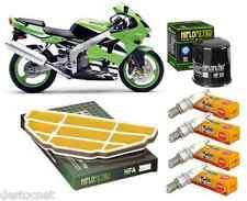 Kit Entretien Filtre à Huile / Air Kawasaki ZX600 (ZX6-R Ninja) 1998-2002