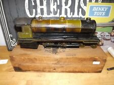 BOWMAN O GAUGE LIVE STEAM LOCOMOTIVE LOCO ENGINE TRAIN 234 loco boxed green