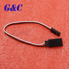 10PCS 150mm RC servo Extension Cord Lead Wire Cable for Car Helicopter