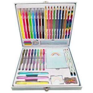 Rainbow Stationery Set 56 Piece  f13
