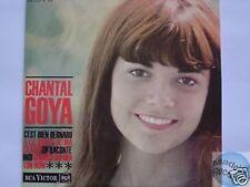 CHANTAL GOYA C'EST BIEN BERNARD CD SINGLE EP