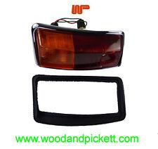 MINI CLASSIC LAMPADA POSTERIORE RICAMBI RHD MK2/MK3 13H6479 Custom etichetta: