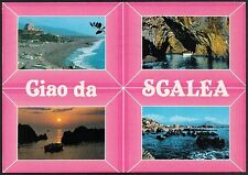 AA1821 Cosenza - Provincia - Ciao da Scalea - Vedute