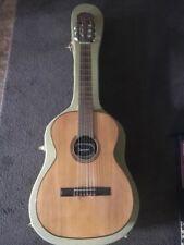 Giannini classical guitar AWN 21 Brazil 1977 vintage beautiful
