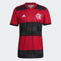 Flamengo Home Soccer Football Jersey Shirt - 2021 2022 Adidas Brazil
