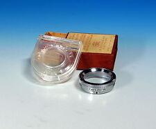 Carl Zeiss Ø ca. 28mm Nahlinse close up lens A28,5 Aufsteck clip on - (203903)