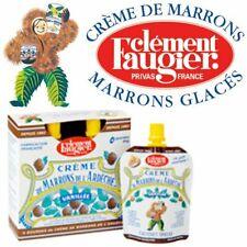 CLEMENT FAUGIER L'ORIGINAL Chestnut purée à la vanille de France 85 G 4 xTUBES