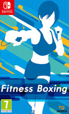 & Fitness Boxing Nintendo Switch Game