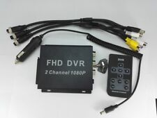 FHD DVR Recorder HD 1080P Support SD Card 128GB Real time 2Ch CCTV DVR Board