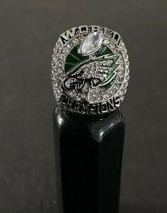 2018 Philadelphia Eagles Super Bowl LII 52 World Championship Ring FOLES SIZE 11