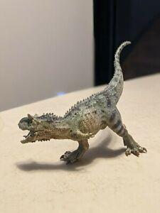 Papo Carnotaurus Dinosaur Figurine Toy Fiction Imagination Fantasy Toy Figurine