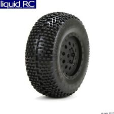 Losi 43003 Premounted Eclipse Tires and Wheels Rear 2 : Xxx-Sct/Scb 12mm he