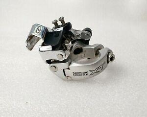 Shimano Deore XT FD-M750 Front Derailleur 28.6mm Ø / Top Pull Mountain DH Bike