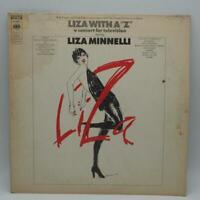 Vintage Liza With a Z Liza Minnelli Record Vinyl LP Album