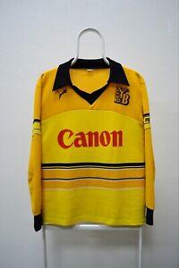 BSC Young Boys FC 1981-1983 Season Puma Jersey Vintage Shirt Long sleeve 5/6