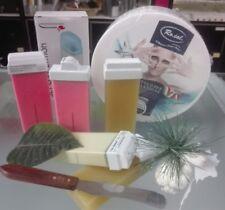 kit depilazione - scaldacera - ricarica