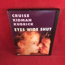 Eyes Wide Shut (Dvd, 2000) *Good!* Disc Near Mint*